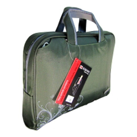"Компьютерная сумка NUMANNI Luxury Series, 851 B 15.6 "" (черная)"